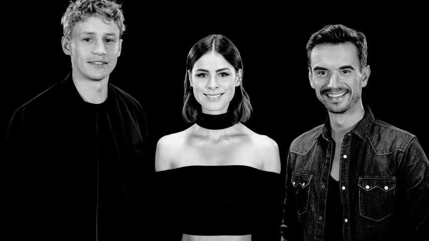 """""""Unser Song 2017""""-Jury: Tim Bendzko, Lena und Florian Silbereisen"""