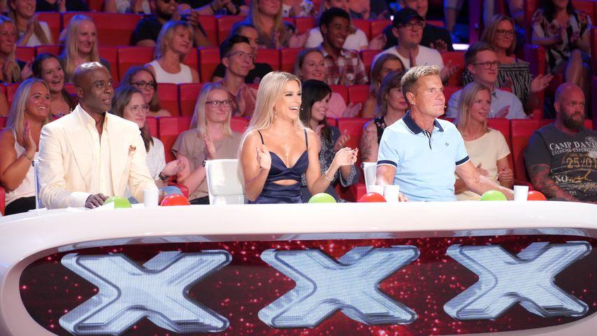 """Die Jury von """"Das Supertalent"""" 2018"""