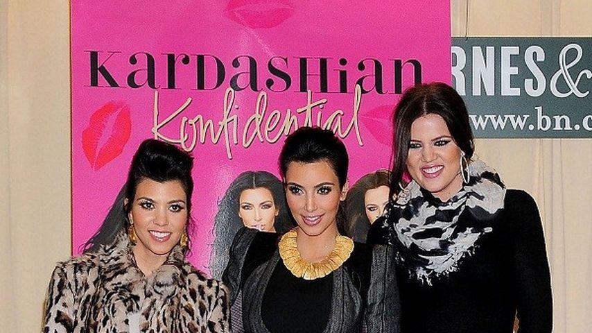 Kardashian-Schwestern ließen Fans stehen
