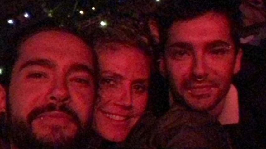 Tom Kaulitz, Heidi Klum und Bill