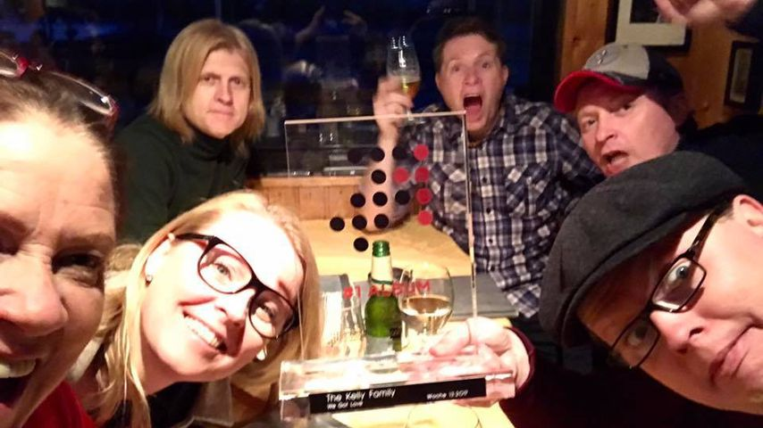 Mit Boot & ohne Locken: Kelly Family feiert Nummer-1-Album!