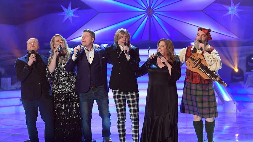 """Die Kelly Family beim """"Adventsfest der 100.000 Lichter"""" 2018"""