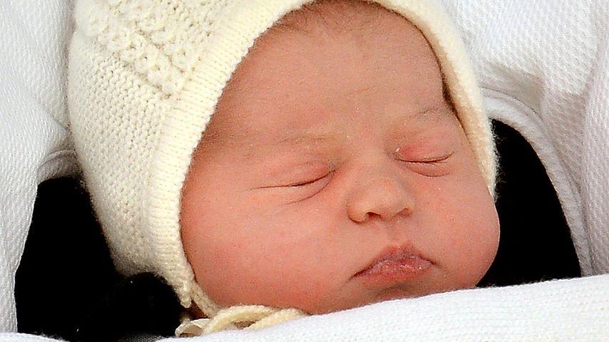 Decken-Hype: Prinzessin Charlotte legt die Lieferung lahm!