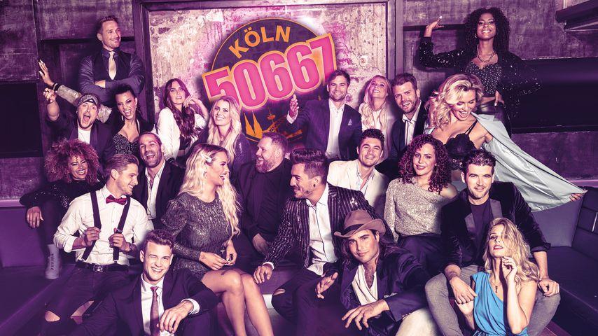 """Mega-Jubiläum: Die """"Köln 50667""""-Stars feiern 2.000 Folgen!"""