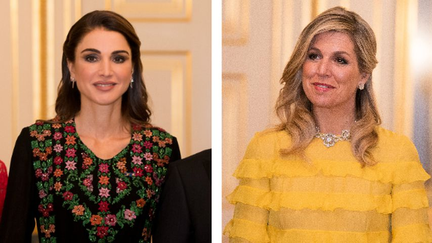 Battle der Royal-Beautys: Wer trägt das schönere Outfit?