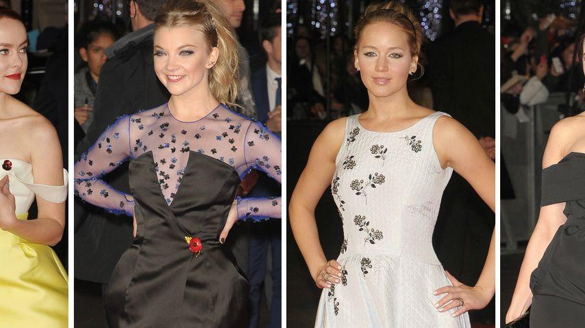 """Wow! Die Schönheiten der """"Hunger Games""""-Premiere"""