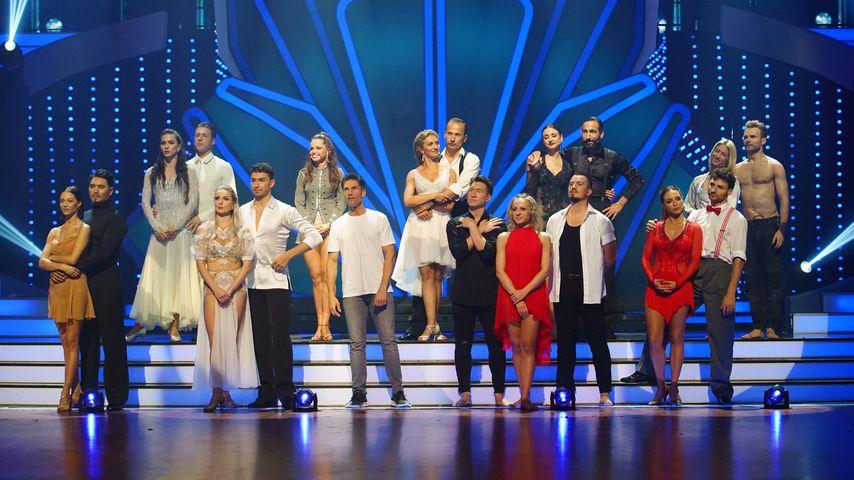 """Die """"Let's Dance - Die große Profi-Challenge""""-Crew"""