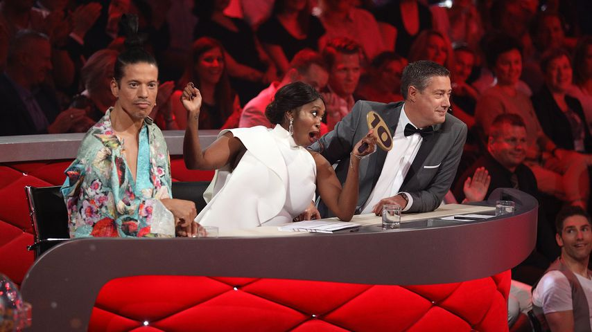 "Die ""Let's Dance""-Jury in Köln"