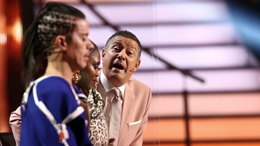 "Die ""Let's Dance""-Jury: Jorge Gonzalez, Motsi Mabuse und Joachim Llambi"