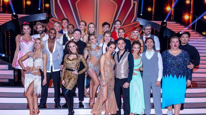 """Die """"Let's Dance""""-Kandidaten in der zweiten Liveshow"""