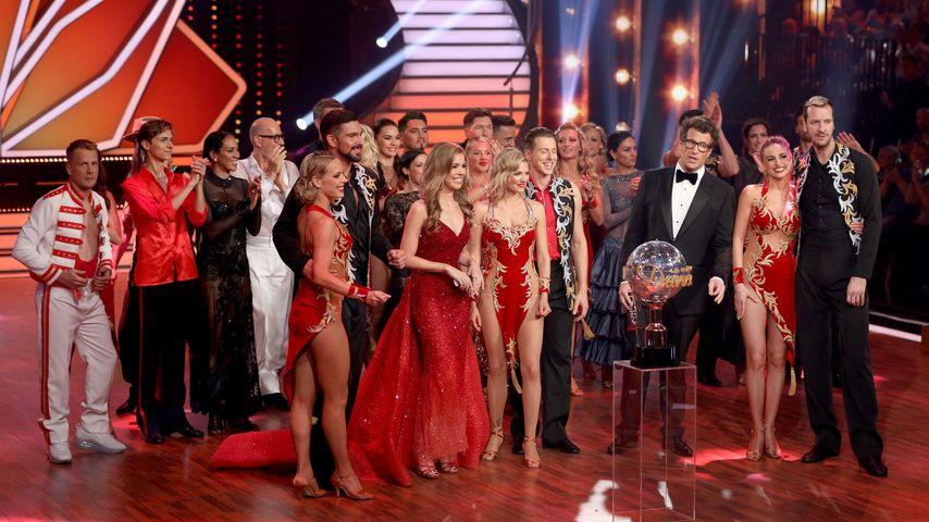 """Die """"Let's Dance""""-Stars im Finale 2019"""