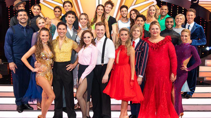 """Die """"Let's Dance""""-Stars nach der ersten Show 2020"""