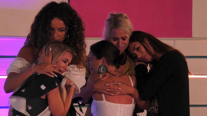 """Julia, Samira, Melissa, Lisa und Ricarda, """"Love Island""""-Kandidatinnen 2019"""