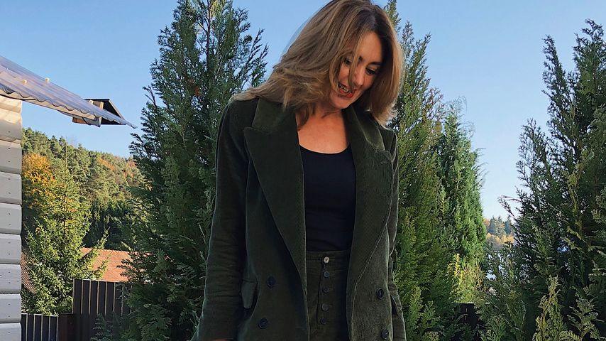 Mama von Model Stefanie Giesinger