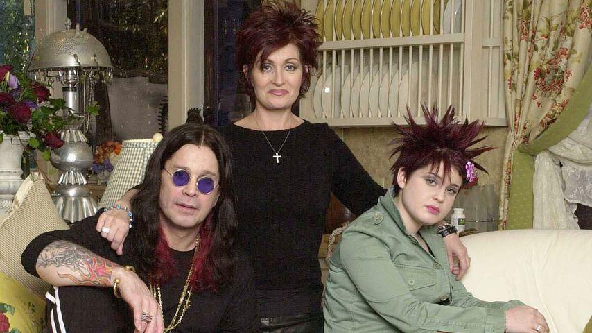 The Osbournes, 2002