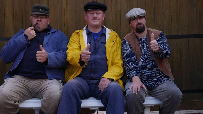 Die Ostfriesen auf der Bank, Comedy-Gruppe