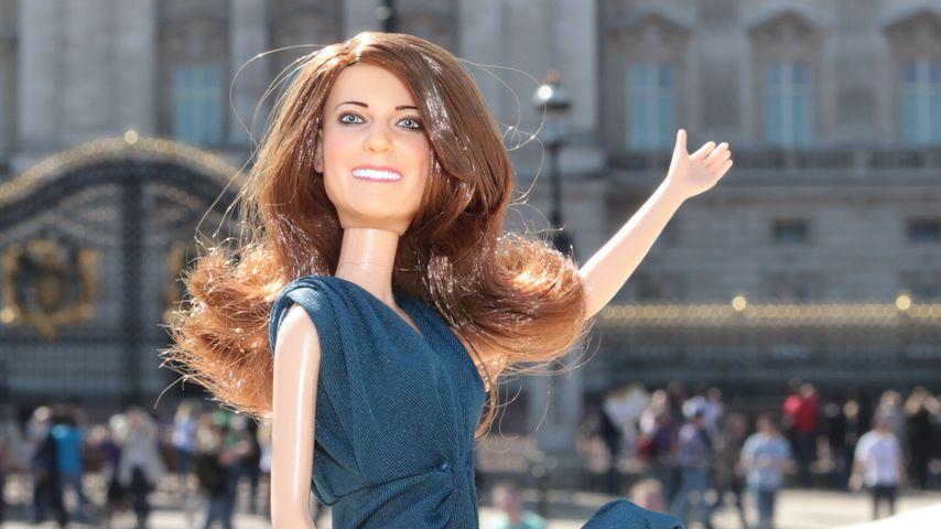 Herzogin Kate: Völlig geschockt von dieser Puppe!