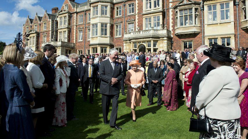 Die Queen bei einer Veranstaltung in Sandringham, 2012