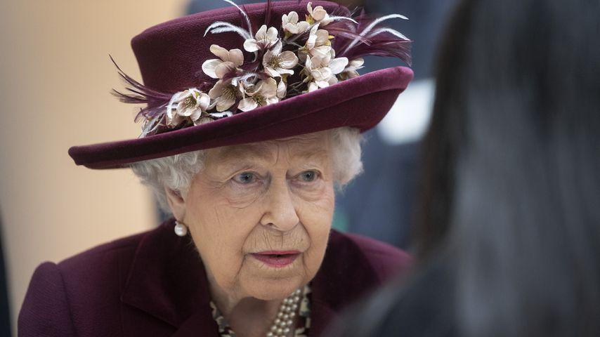 Nach Megxit und Andrew-Skandal: Queen körperlich erschöpft