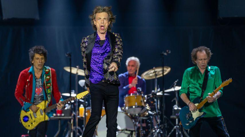 """Die Rolling Stones bei ihrer """"No Filter""""-Tour in Houston"""