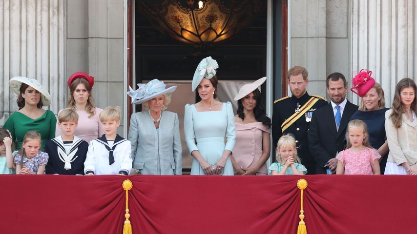 "Meghan, Kate & Co.: Schönste ""Trooping the Colour""-Momente"