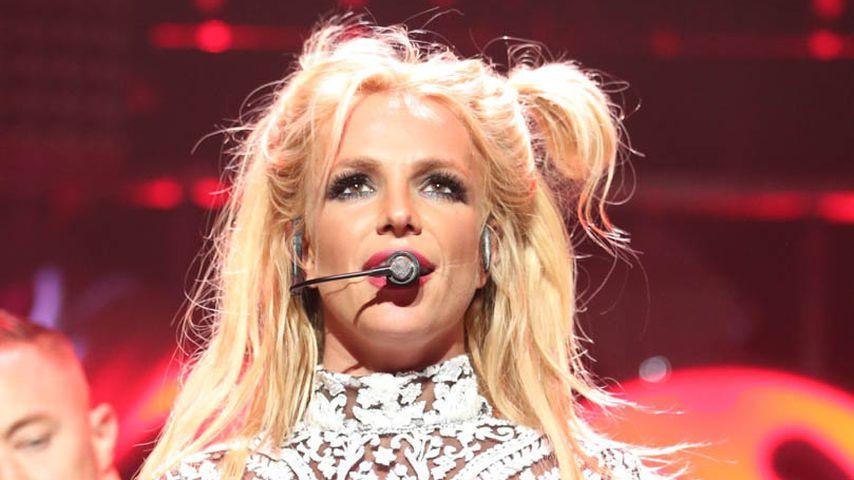Die Sängerin Britney Spears