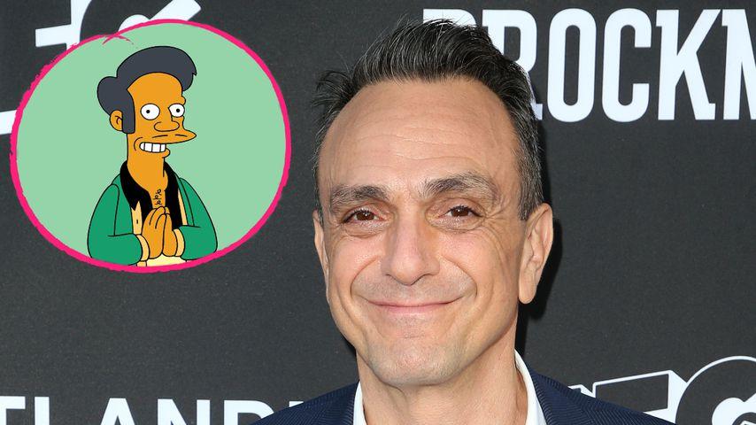 """Rassismus-Vorwurf: """"Die Simpsons""""-Sprecher entschuldigt sich"""