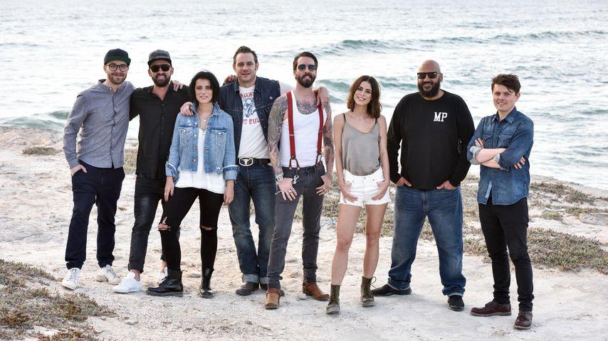 """Die """"Sing meinen Song""""-Crew von 2017"""