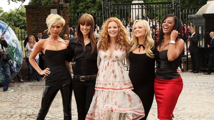Die Spice Girls, 2007