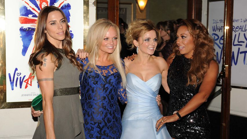 Spice Girls 2012 in London