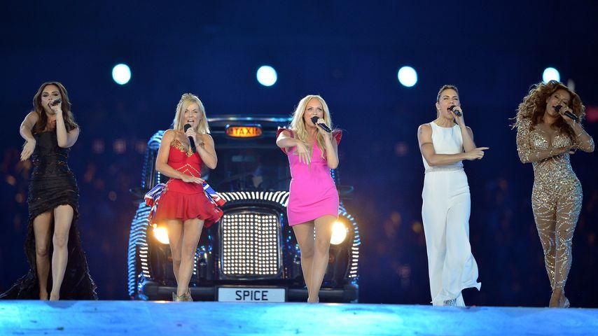 Die Spice Girls bei den Olympischen Spielen 2012