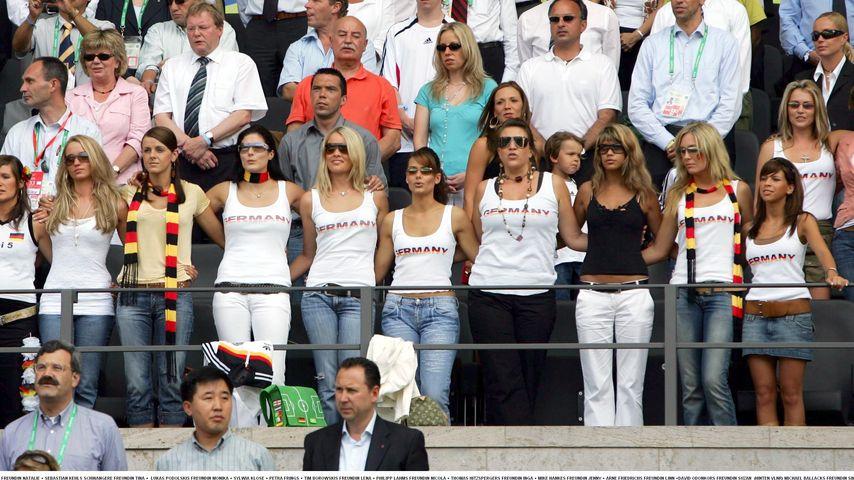 2006 vs. 2016: Der Wandel der deutschen Spielerfrauen!
