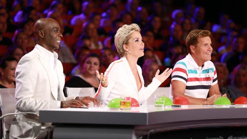 """""""Supertalent""""-Jury: Inka Bause & Dieter Bohlen als Dreamteam"""