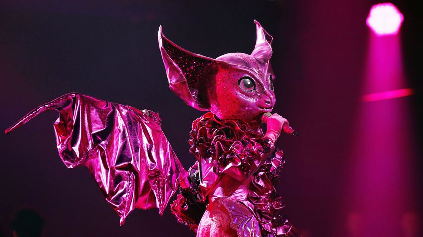 "Die ""The Masked Singer""-Fledermaus"