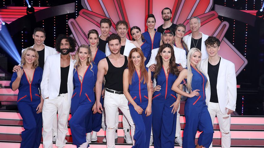 "Vor ""Let's Dance""-Finale: Kein Konkurrenzkampf bei Profis!"