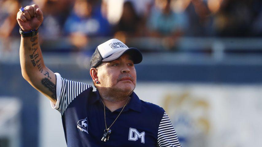 Diego Maradona wird 60: So süß gratulieren Ronaldo und Co.