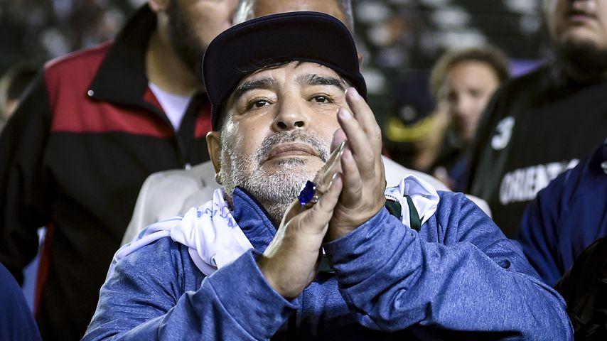 Diego Maradona, Fußballtrainer