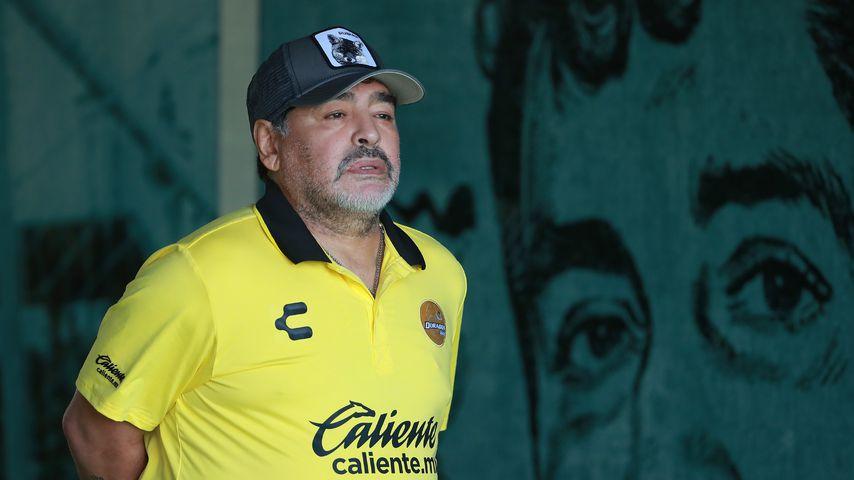 Millionen-Erbe: Wohin ist Diego Maradonas Geld verschwunden?