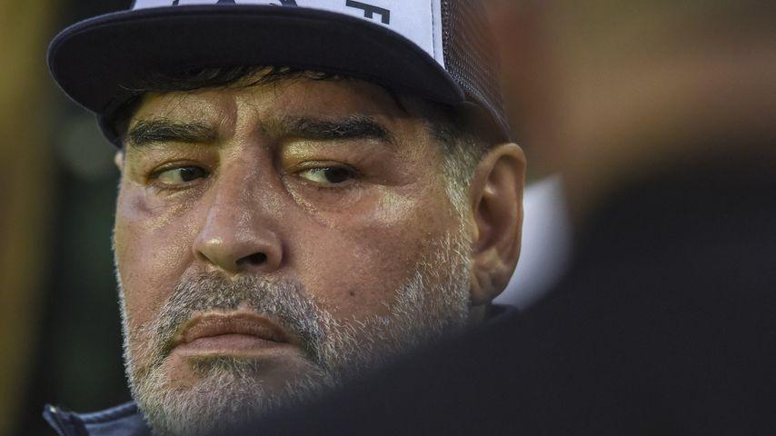 Herzinfarkt-Tod: Das waren Diego Maradonas letzte Worte