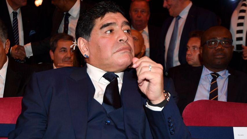 Fake-News: Maradona nach WM-Pöbelei als verstorben gemeldet