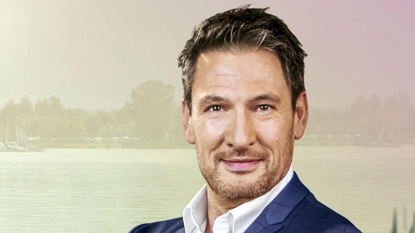 "Dieter Bach als Christoph Saalfeld bei ""Sturm der Liebe"""