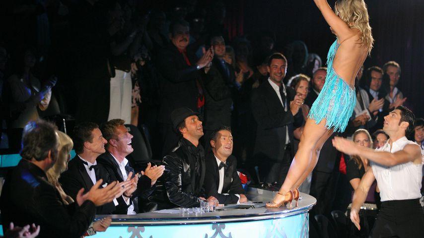 "Dieter Bohlen als Gast-Juror bei ""Let's Dance"" 2007"