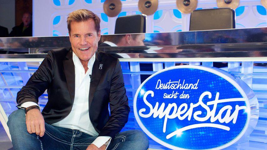 Dieter Bohlen am DSDS-Set