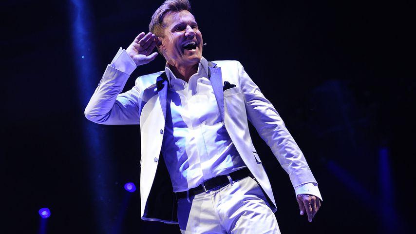 Vor großem Konzert: Ist Poptitan Dieter Bohlen etwa nervös?