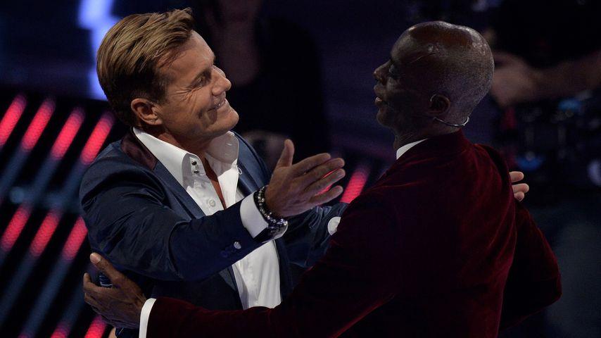 """Dieter Bohlen und Bruce Darnell bei """"Das Supertalent"""""""