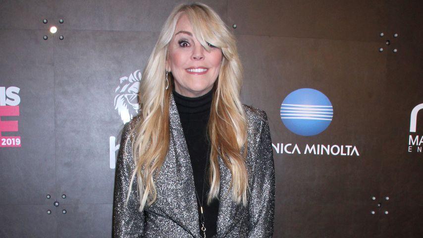Dina Lohan, Dezember 2018