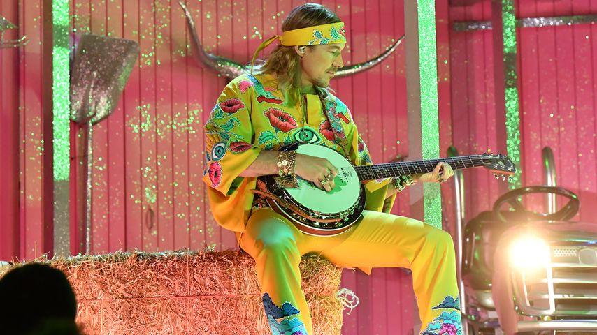 Diplo bei einem Auftritt bei den Grammy Awards