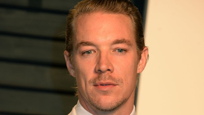 Diplo bei der Vanity Fair Oscar Party 2017
