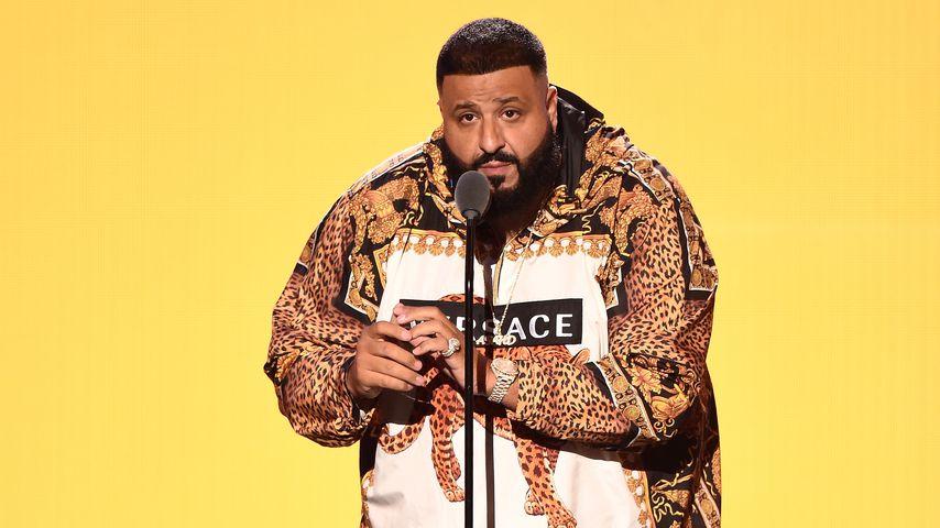 DJ Khaled bei den VMAs 2018