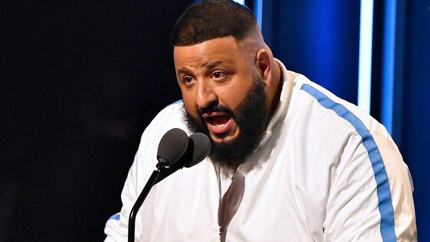 DJ Khaled bei den BET Hip Hop Awards 2018